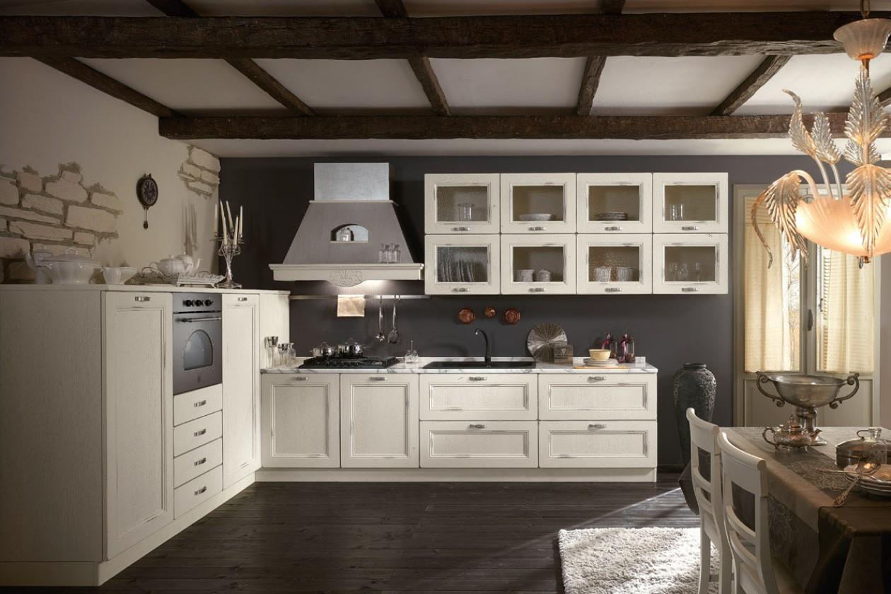 Cucina classica spar arreda siviglia effe emme due for Due emme arredamenti